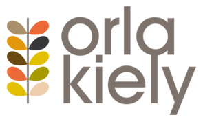 Orla Kiely - a modern range of blinds by the world famous designer available at Walsh's Carpets, Midleton